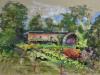 pastel-schets-Hof-Hazenberg te koop
