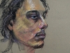 Emanuel plein air portret studie