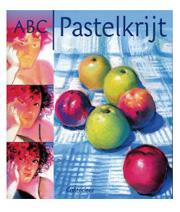 boek abc pastelkrijt