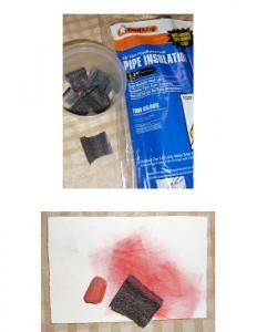 blenders voor pastel van isolatie materiaal