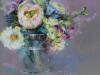 glazen-vaas-met-pioenroos-20x20-cm te koop