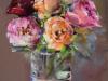 pastel-en-aquarel-rozen-in-glas