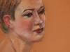 Pastel portret Nikki