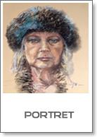portretten in pastel