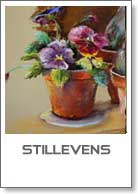 stillevens in softpastel