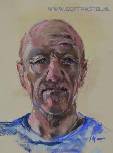 portretten in softpastel - Joke Klootwijk - Middelburg
